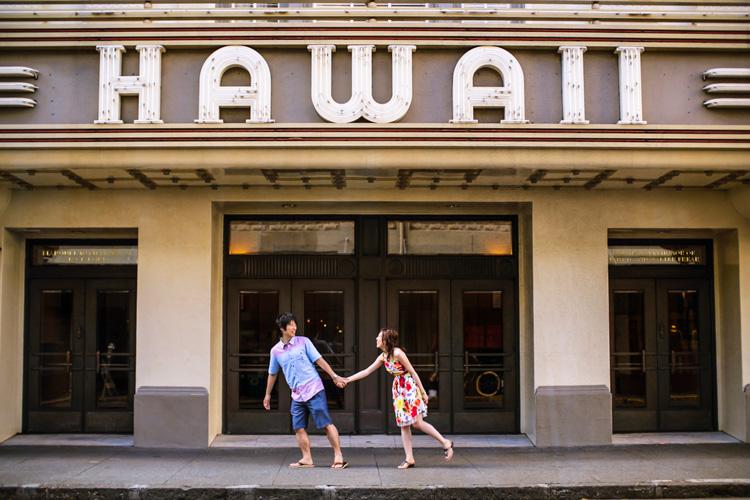 ハワイ スナップフォト ウェディングフォト アンプハワイ