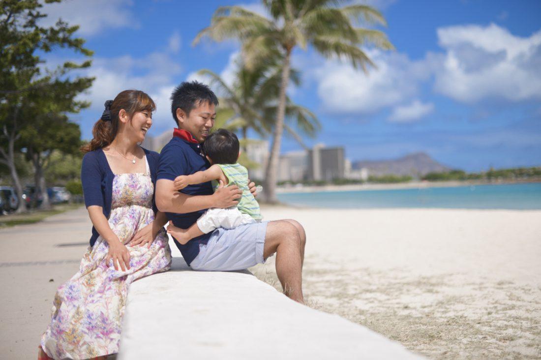 ハワイ ウェディングフォト ファミリーフォト 02052017_001