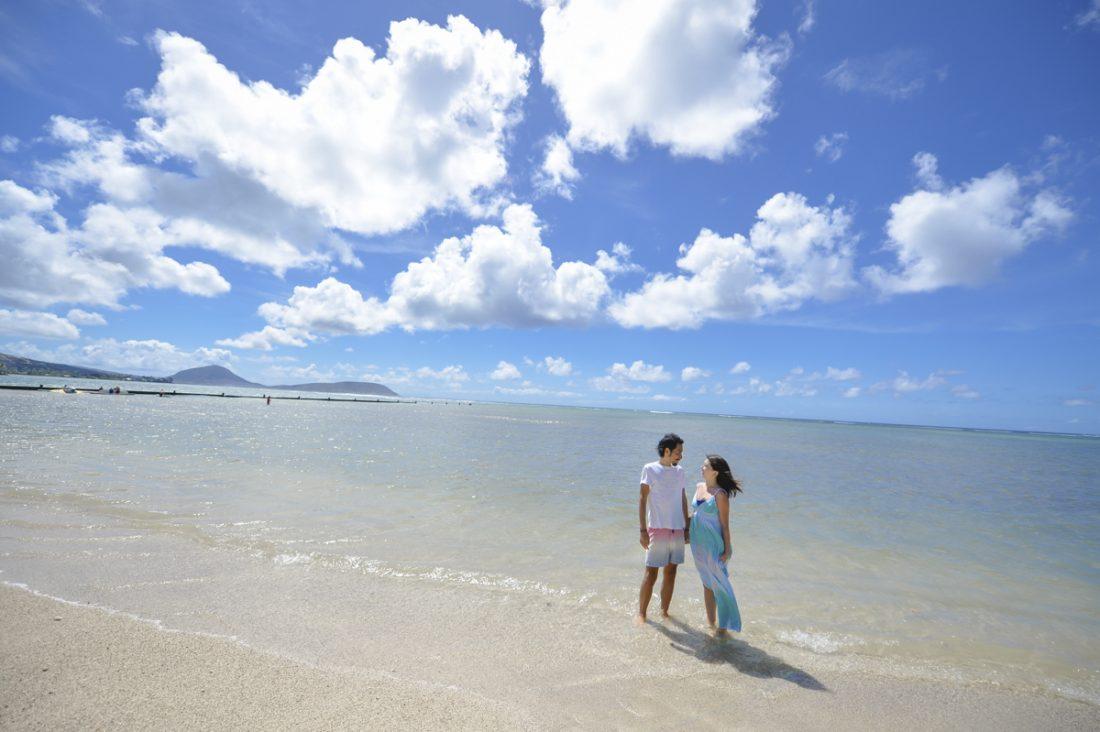 ハワイウェディングフォト_ワイアラエビーチ_01132018_006