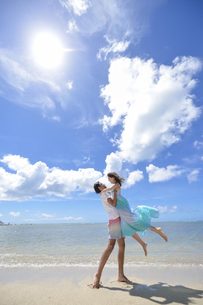 ハワイウェディングフォト_ワイアラエビーチ_01132018_022