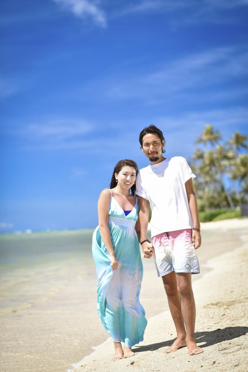 ハワイウェディングフォト_ワイアラエビーチ_01132018_023