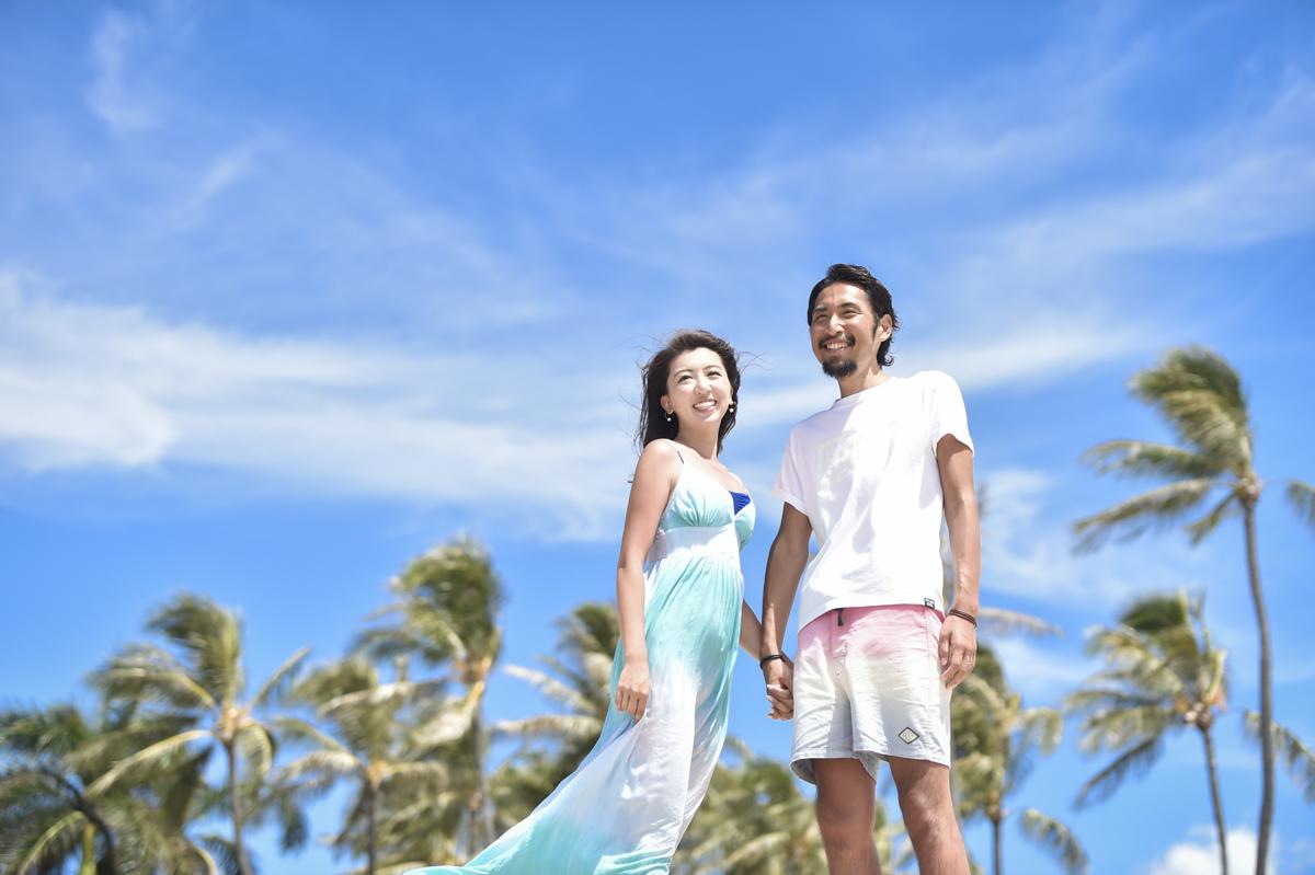 ハワイウェディングフォト_ワイアラエビーチ_01132018_030