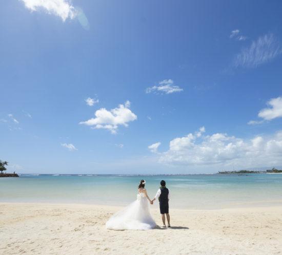 ハワイウェディングフォト-アラモアナビーチ-04042018_001
