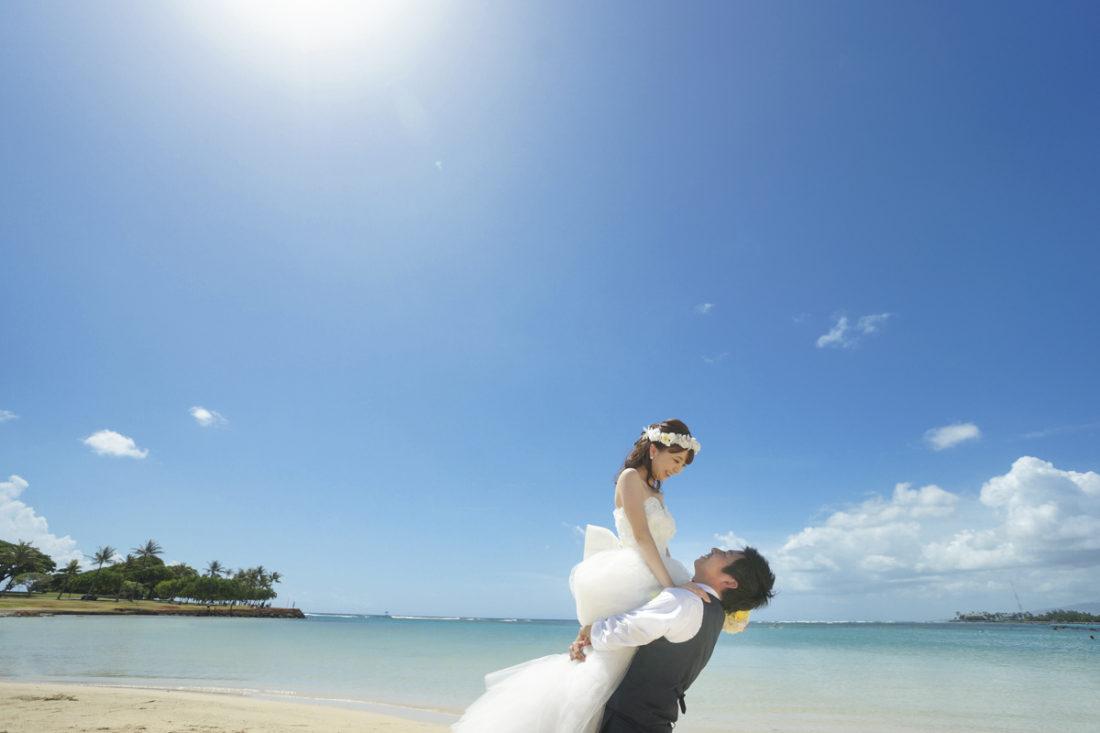 ハワイウェディングフォト-アラモアナビーチ-04042018_003