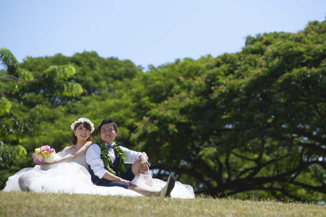 ハワイウェディングフォト-アラモアナビーチ-04042018_011