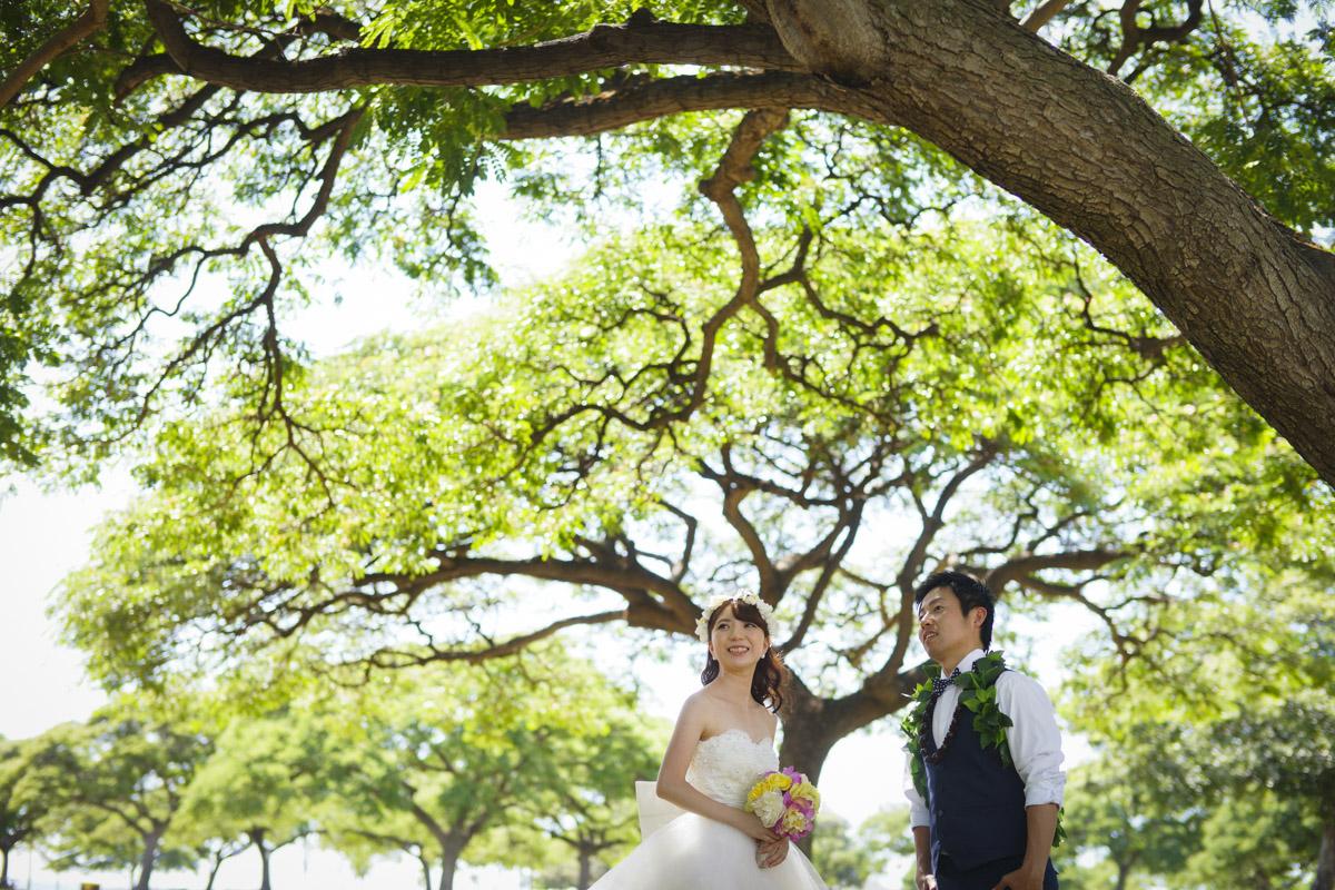 ハワイウェディングフォト-アラモアナビーチ-04042018_015